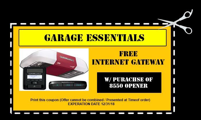 Garage Door Openers Garage Door Essentials